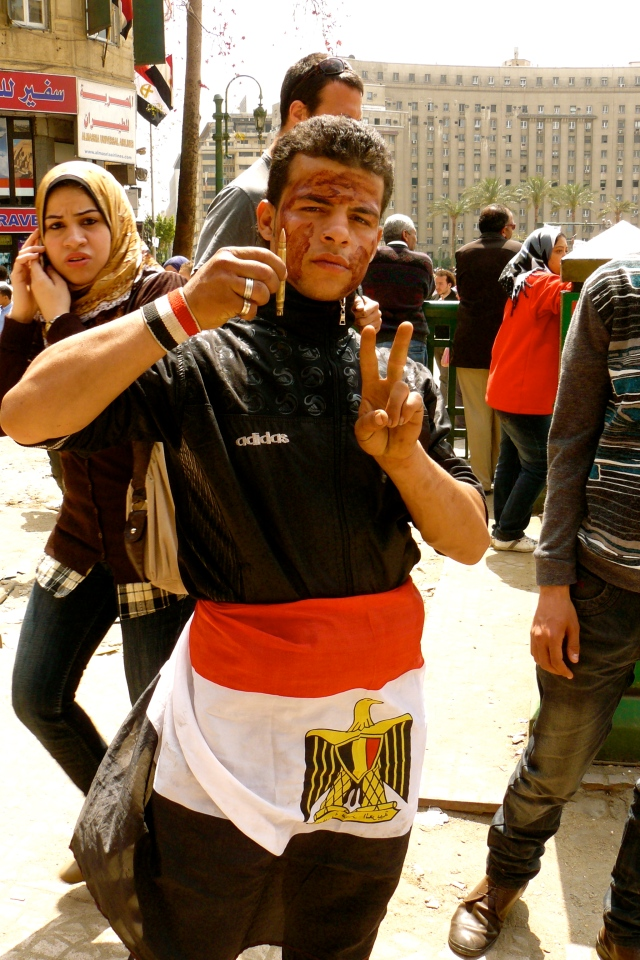 Tahrir Square 9 April 2011